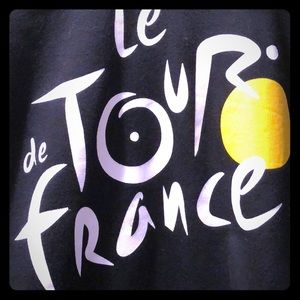 Tour de France hooded sweatshirt